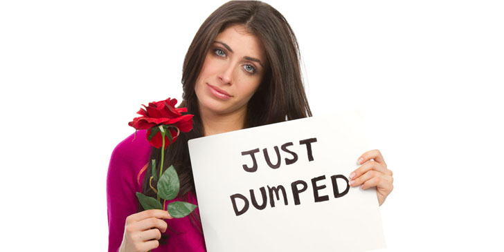 Reasons To Celebrate Getting Dumped