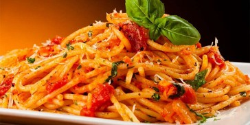 Eat pasta without gaining weight