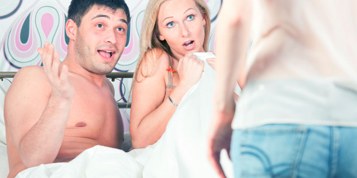 Quiz: Is He Cheating On You?