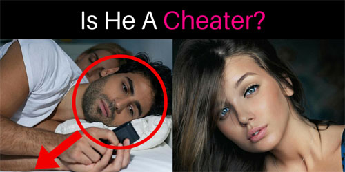 how to tell a girl is cheating on you