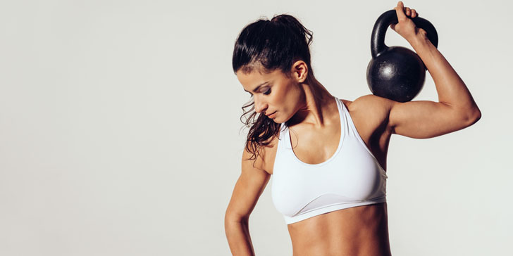 Kettlebells: The Most Effective Way To Burn Calories