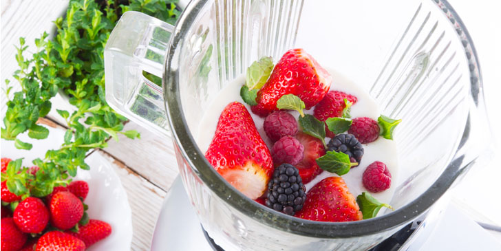 Fill Up All Day With These 6 Protein Packed Smoothie Recipes