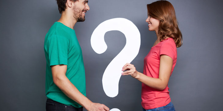 innocent questions to ask a guy