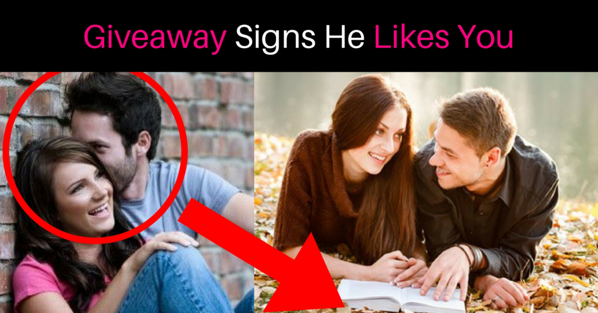Signs that a woman fancies you