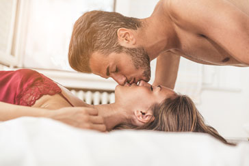 What makes a man want to have sex