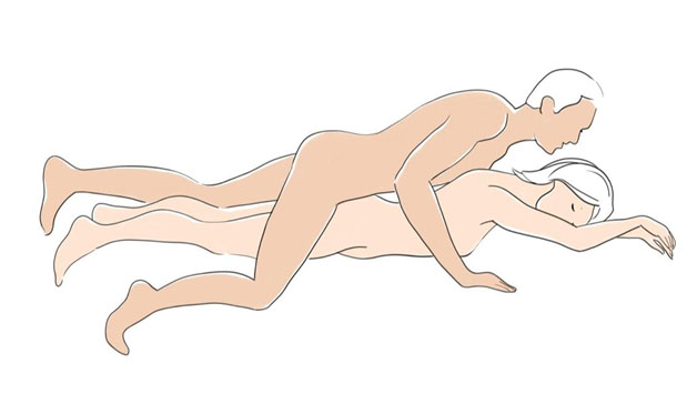 Sex positions that feel good for women