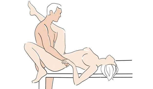 New sex positions to surprise your man