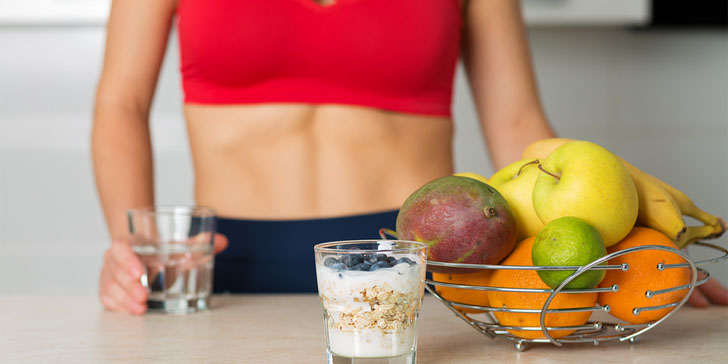 best foods for flat abs
