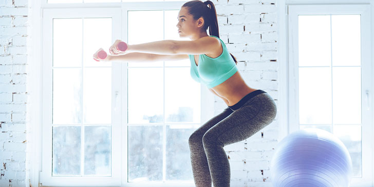 how to do the 4 week squat challenge